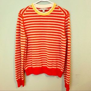 Tommy Hilfiger Striped Pullover Sweater